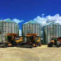 Grain Farm seeking Spring/Summer/Fall Employees
