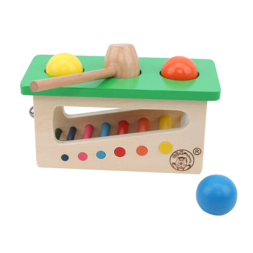 Wooden Toys Hammer Wood Toy Early Learning Educational Toys