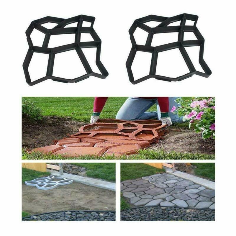 18 Pflastersteine Betonpflaster Betonform Garten Gehweg Pflastermacher Gießform