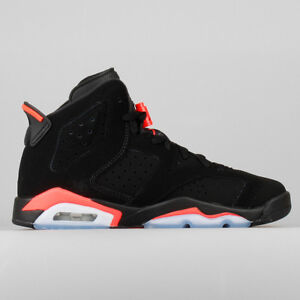 BRAND NEW AIR JORDN 6 BLACK INFRARED