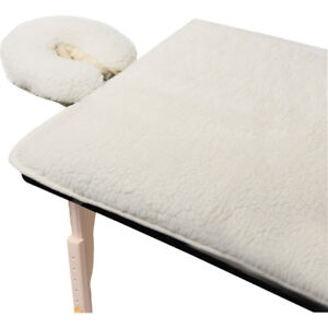 """""""High End EARTH lite Fleece pad massage Thick table Cover"""""""