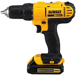 brand new dewalt 20 volt drill, charger, and battery. never used