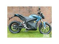 ZERO S 2020 ZF7.2 11kW NAKED STREET BIKE NOW SOLD