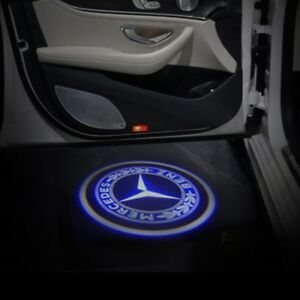 Mercedes, Lexus, Honda, Toyota & Mazda LED logo puddle lights