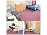 SPACIOUS TWIN ROOM in Victorian house ** WESTBOURNE PARK **Perfect for 2 friends**