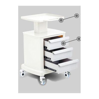 Mobile Trolley Cart For Ultrasound Imaging Scanner System Shelf Holder Wheel Us