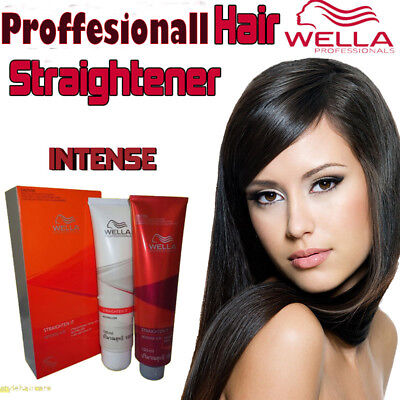 WELLA WELLASTRATE INTENSE Permanent Hair Straightening Rebonding Kit System