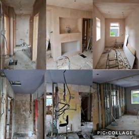 Experienced plasterer and Venetian plaster