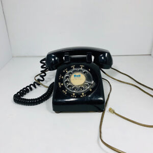 *BELL - telephone vintage a roulette*