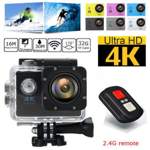 Gopros Waterproof Action Camera + Over 20 accessories FREE SHIPP
