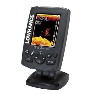 Lowrance-Elite-4x-DSI-Sonar-Fishfinder-with-455-800-kHz-TM-Transducer