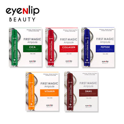 [EYENLIP] First Magic Ampoule 5 Type 13ml * 5pcs (1BOX) - BEST Korea Cosmetic (First Magic)