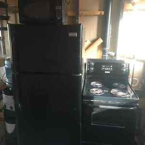 frigidaire oven and stove