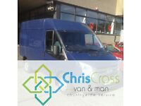 ChrisCross Van and Man Services-House Removal, Rubbish/Garage Removal and Clearance, Deliveries