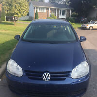 2008 Volkswagen Rabbit Berline