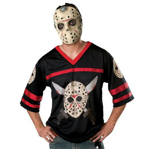 Friday the 13th - JASON Hockey shirt costume WITH MASK  $20 BNIP