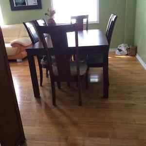 6-8 chair dinning table