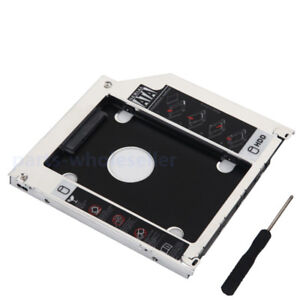 Brand NEW SATA Hard Drive HDD SSD Caddy Adapter for Macbook Pro
