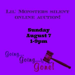 Lil' Monsters/Avon online auction