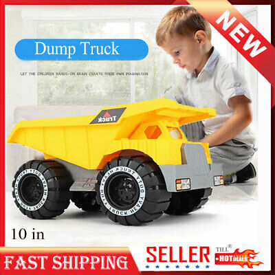 Car Toys For Kids (Toys for Boys Large Dump Truck Tipper Construction Vehicle Baby Xmas Car)