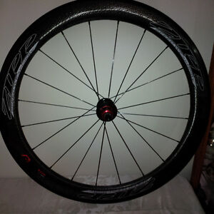 ZIPP Firecrest 404 Carbon Clinchers Kitchener / Waterloo Kitchener Area image 3