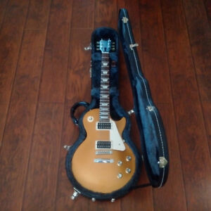 FT/FS: Gibson Les Paul 50's Tribute Goldtop
