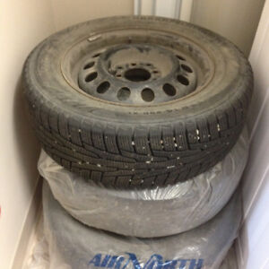 185/65 R 14 brand new 4 winter tiers for $300