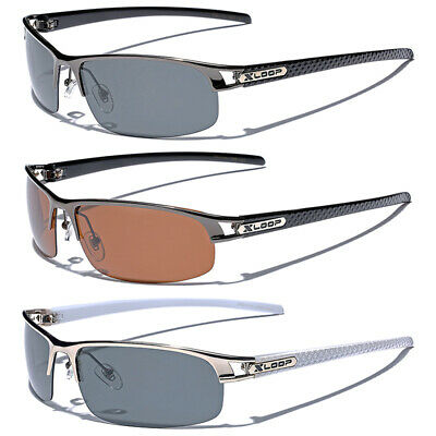 POLARIZED Metal Men Sunglasses Sport Fishing Golf Driving Anti Glare (Polarized Spectacles)
