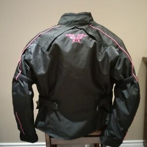 Motorcycle Jacket-womens