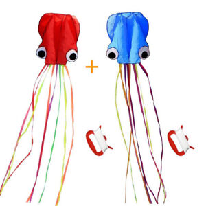 Octopus Kite Long Tail 2 Pack - BRAND NEW!!