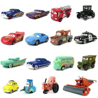 Disney Cars Radiator Springs - Disney Pixar Cars Friends of Radiator Springs Toy Car 1:55 Diecast Boys Gift New