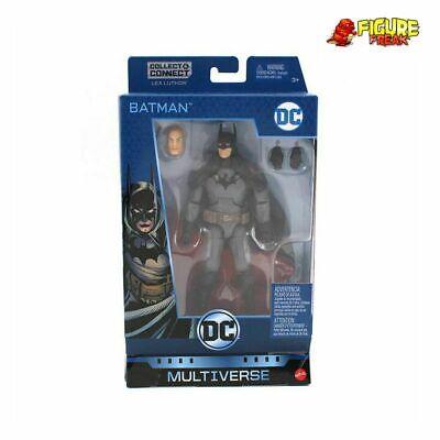 DC Multiverse Lex Luthor Wave 9 CNC Gaslight Batman Figure (NM Sealed Package!)