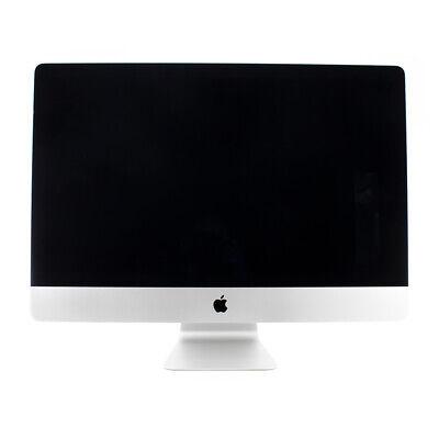 """Apple Imac 27"""" Retina 5k Display Mxwt2ll/a Intel Core I5 8gb 256gb Sliver 2020"""