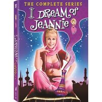 I DREAM OF JEANNIE - The Complete Series (20 DVD SET) NEW ~ $25