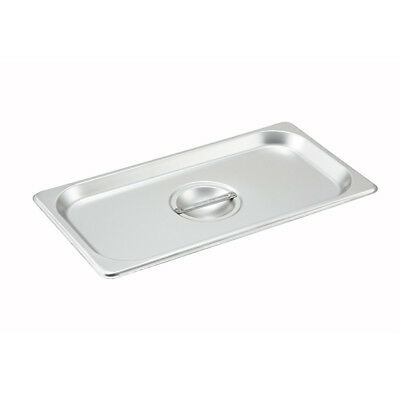 Lid For Steam-table Pan Third Size Solid
