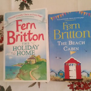 Fern Britton Books - The Holiday Home & The Beach Cabin
