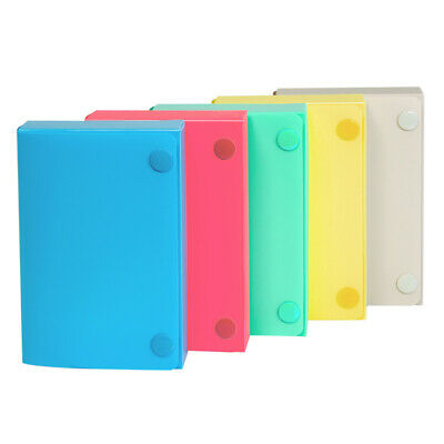 Index Card Case 3 X 5 Assorted Color May Vary