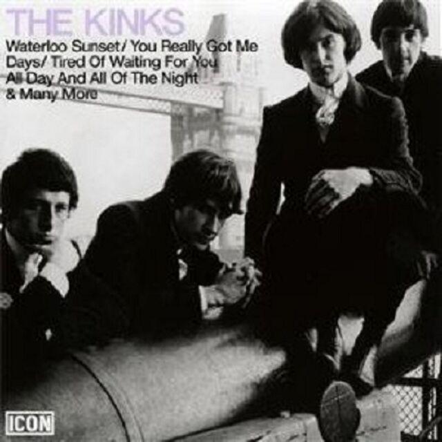 THE KINKS - ICON: THE KINKS  CD NEU