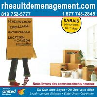 RHEAULT DEMENAGEMENT.COM