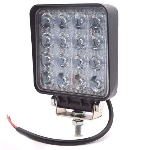 48W LED Work Light Bar for Indicators car Driving Offroad Car Tractor Truck