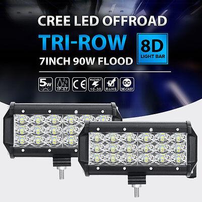 2X TRI-ROW CREE 7