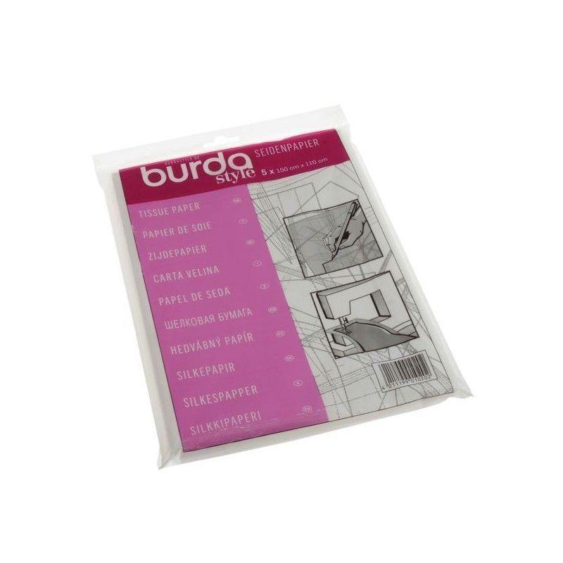 Burda Seidenpapier 5 Bögen Zum Abpausen | eBay