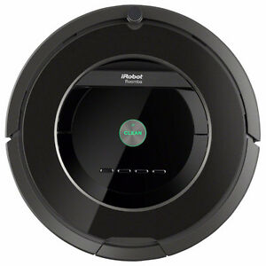 iRobot Roomba 880 Robotic Vacuum Cleaner, New
