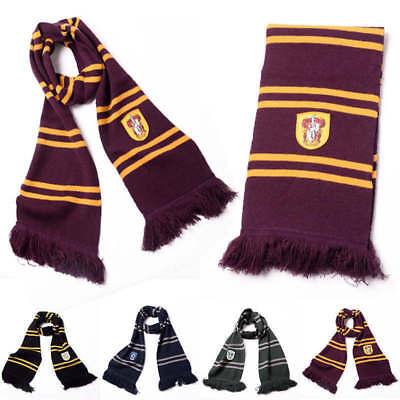 Sciarpa nappa Cosplay Harry Potter Grifondoro Serpeverde Corvonero - Nappa Cosplay Kostüm