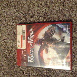 Prince of Persia unopened