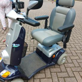 Kymco foru mobility scooter