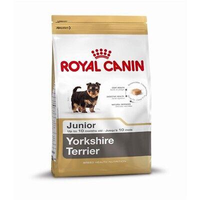 1,5kg Royal Canin Breed Yorkshire Terrier Junior Welpenfutter bis 10 Mon. (Yorkshire Welpen)
