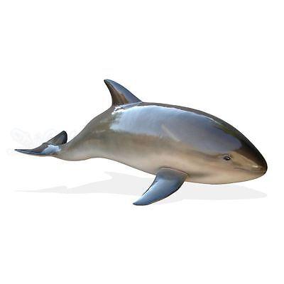 SCHWEINSWAL PORPOISE 200 cm WAL WERBEFIGUR FISCH Deko Tier Figur Gastro WERBUNG