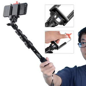 Iphone 7 / 7 plus , 6/6 PLUS 3 STEPS EXTENDABLE SELFIE STAND AND S2/S3/S4/S5
