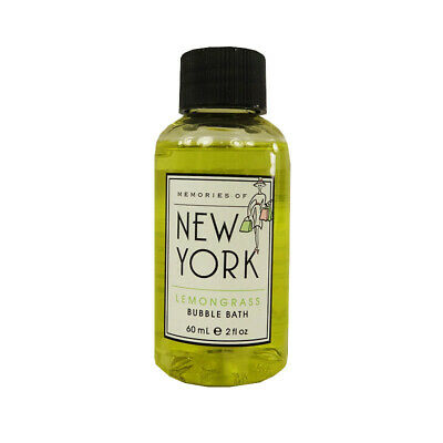 Get Fresh Memories of New York Bubble Bath - Lemongrass 2 - Lemongrass Bubble Bath